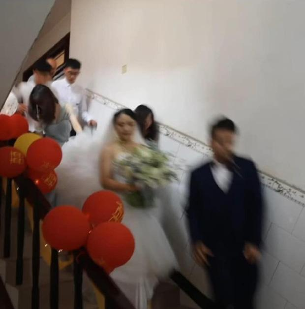 Thuê nhầm tình cũ chụp ảnh cưới, cặp dâu rể hết hồn xem lại dung nhan-3