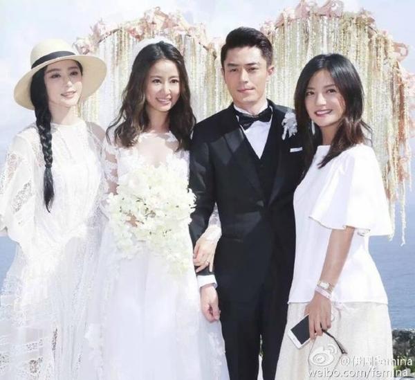 Vì sao sau 10 năm làm bạn Hoắc Kiến Hoa mới cưới Lâm Tâm Như?-1