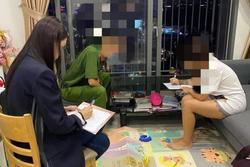 Luật sư chia sẻ quanh bức ảnh Hương Giang mời công an đến nhà antifan