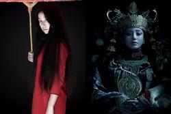 Mỹ nhân Hoa ngữ hóa ma nữ: Lâm Tâm Như ám ảnh, Angela Baby đẹp nhưng không đáng sợ