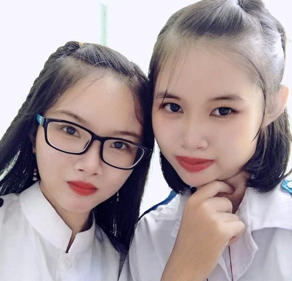 2 nữ sinh mất tích sau khi đi lễ chùa-1