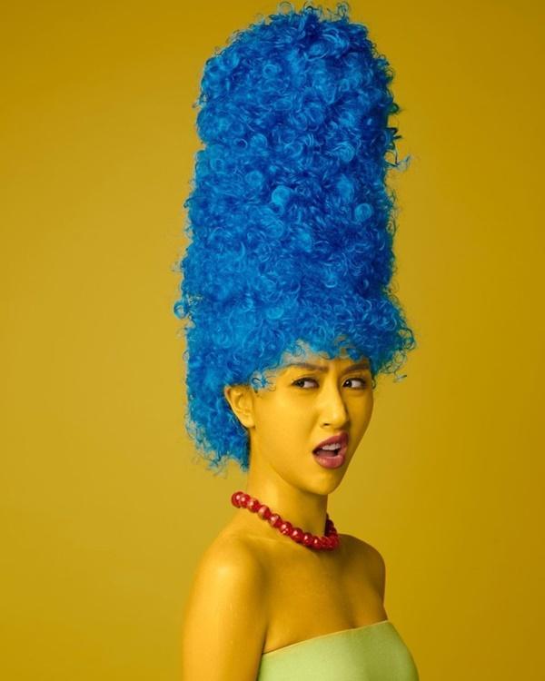 Quỳnh Anh Shyn: Tôi mất 3 ngày để chuẩn bị đồ Halloween-2