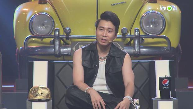 Yuno Bigboi dùng câu thả thính Gu của anh là Châu á, Karik lập tức gọi Châu Bùi-3