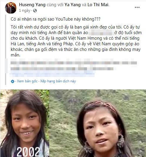 Cô bé HMông và bạn trai doanh nhân liên tục thể hiện tình cảm trên MXH-4