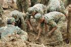 14 người mất tích ở Trà Leng: Đào xới hết khu sạt lở nhưng không tìm thấy ai