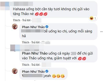 Phan Như Thảo bị chê phát tướng, chồng đại gia chuyển hướng không cho ăn-4