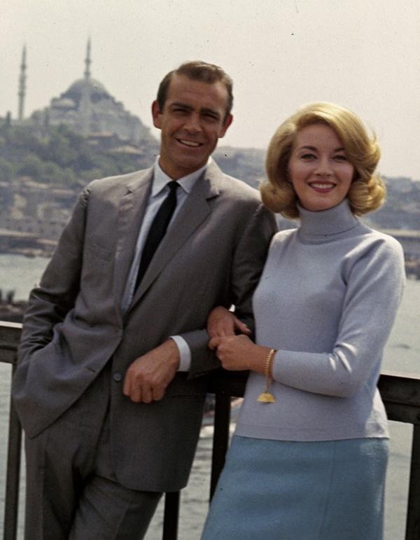 Cuộc đời và sự nghiệp lừng lẫy của '007' Sean Connery-6
