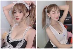 Nữ streamer Đài Loan bị cấm sóng vì khoe thân phản cảm