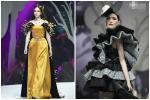 Mặc scandal là Hoa hậu bị ghét nhất showbiz, Hương Giang vẫn làm vedette show thời trang