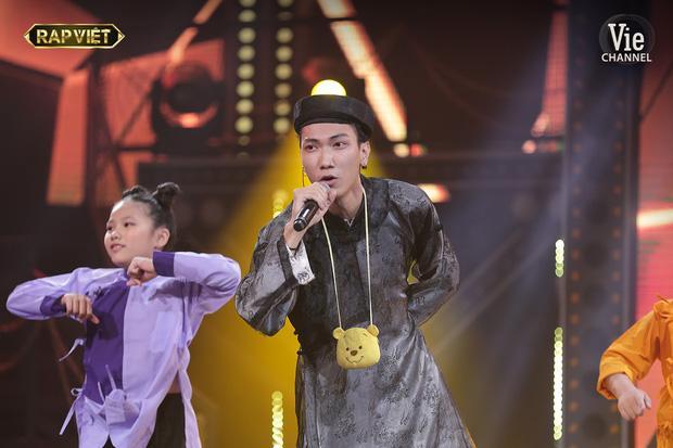 Rhymastic nói về Rap fan tháng 8: Cứ chửi và lên án, Rap Việt vẫn lớn mạnh-3