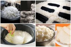 Mẹo chữa cơm sống, khê, nhão cho những hội 'đoảng' không bao giờ vào bếp