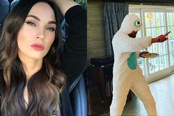 Megan Fox bức xúc với chồng cũ