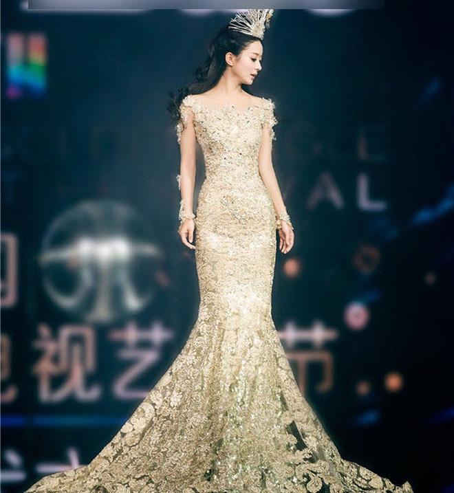 Điên nữ Seo Ye Ji hoá Nữ thần Kim Ưng khiến Địch Lệ Nhiệt Ba cũng phải dè chừng-6