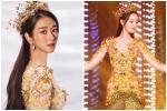 'Điên nữ' Seo Ye Ji hoá Nữ thần Kim Ưng khiến Địch Lệ Nhiệt Ba cũng phải dè chừng