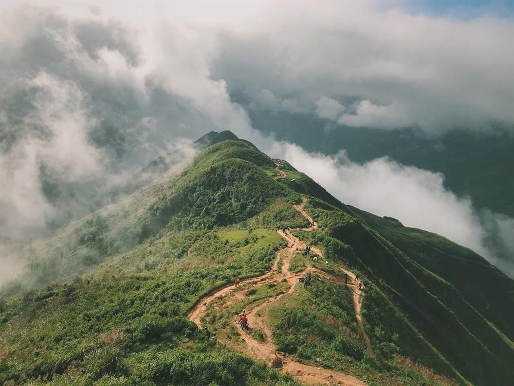 Các điểm ngắm mây đẹp ở Sa Pa, Tam Đảo-5