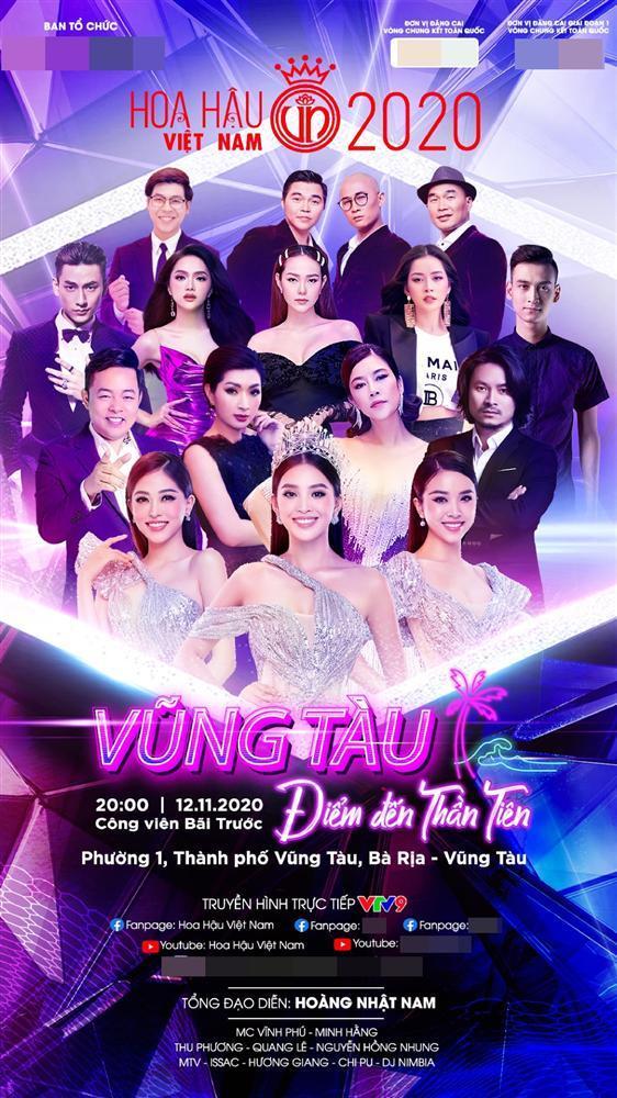 Thực hư Hương Giang bị xóa sổ trên poster Hoa hậu Việt Nam-4