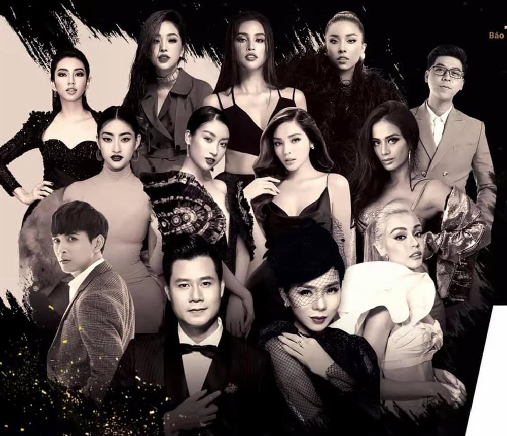 Thực hư Hương Giang bị xóa sổ trên poster Hoa hậu Việt Nam-2