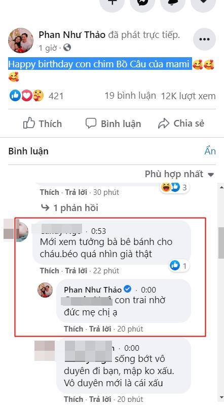 Phan Như Thảo bị mỉa mai như bà với cháu khi xuất hiện bên con gái-4