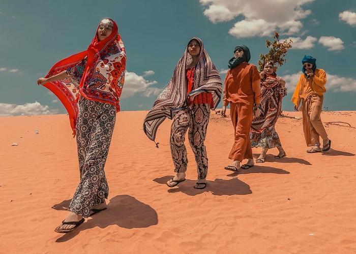 Những tiểu sa mạc hot nhất Việt Nam dành cho team xê dịch-4
