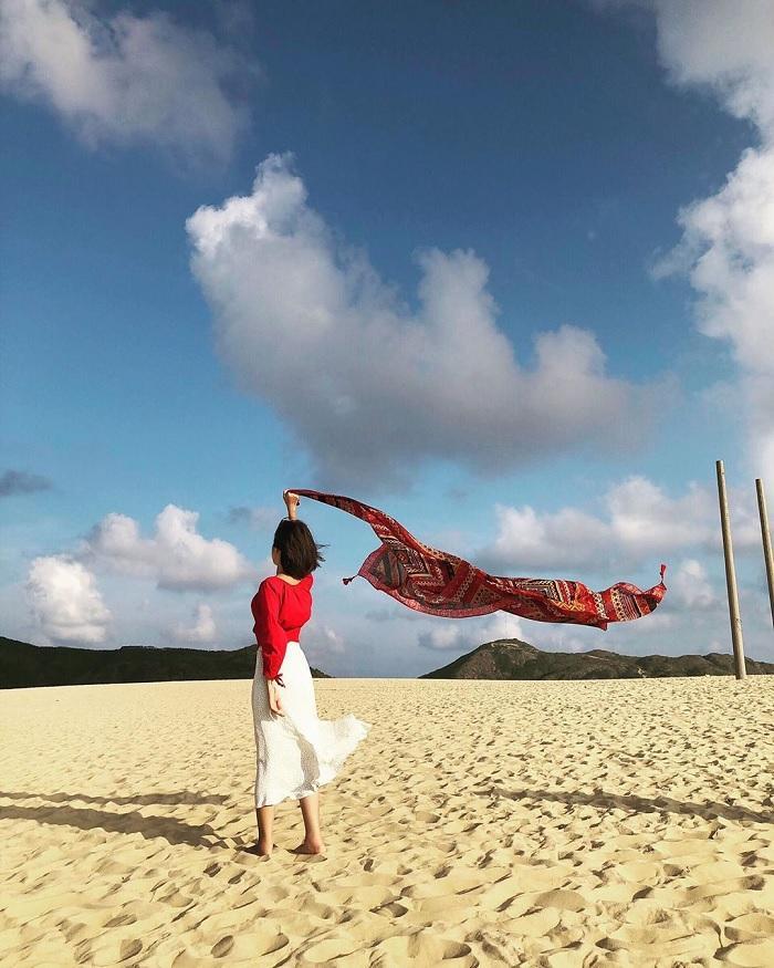 Những tiểu sa mạc hot nhất Việt Nam dành cho team xê dịch-6
