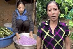 Tay không trộn cơm lam bán cho khách, bà Lý Vlog bị vạch trần vì mất vệ sinh
