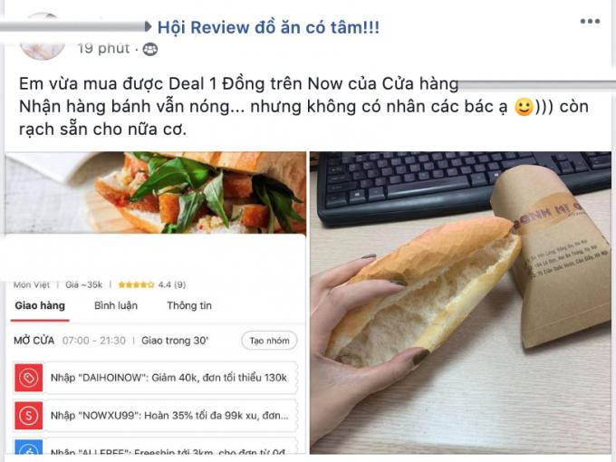 Đặt đồ ăn trên mạng và cái kết nhận lại là những cú lừa-4
