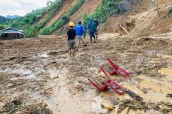 Sạt lở ở Phước Sơn: Tìm thấy 9 thi thể, 1 người là Phó Bí thư Xã Đoàn