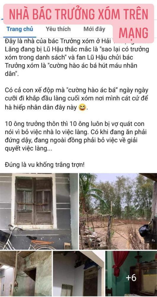 Bị dân mạng ép xin lỗi trưởng xóm ở Hải Lăng, Thủy Tiên bức xúc: Tôi sai cái gì?-3