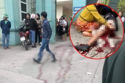 Chen nhau qua cổng trường, 2 phụ huynh ở Quảng Ninh cãi nhau, 1 người bị đâm trọng thương