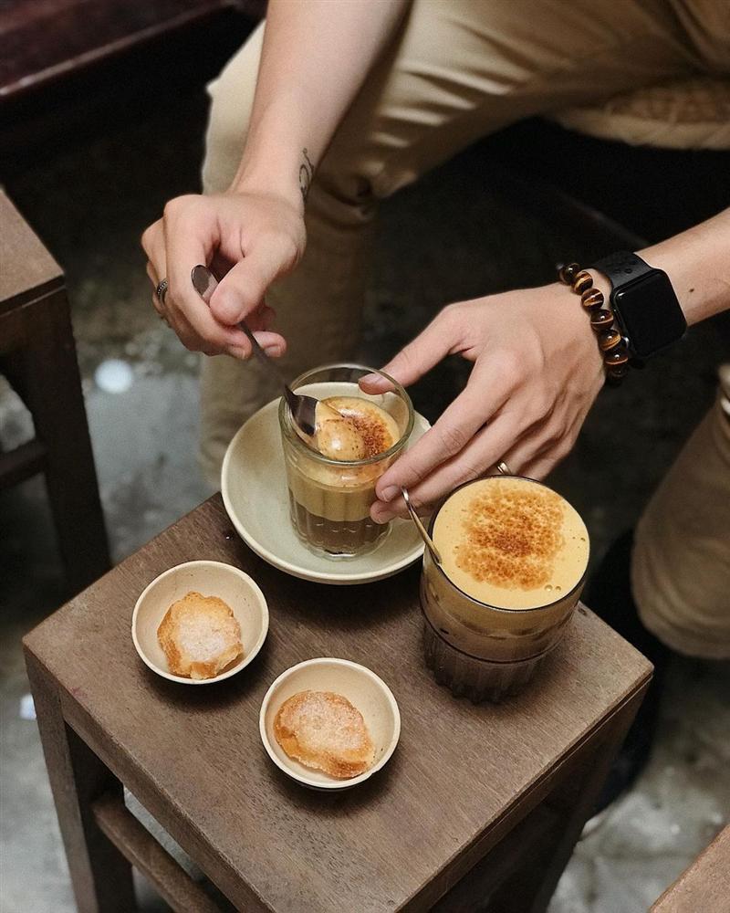 Không chỉ Hà Nội mới có cà phê trứng ngon, ở Sài Gòn cũng có thể nhâm nhi thức uống béo ngậy này-2