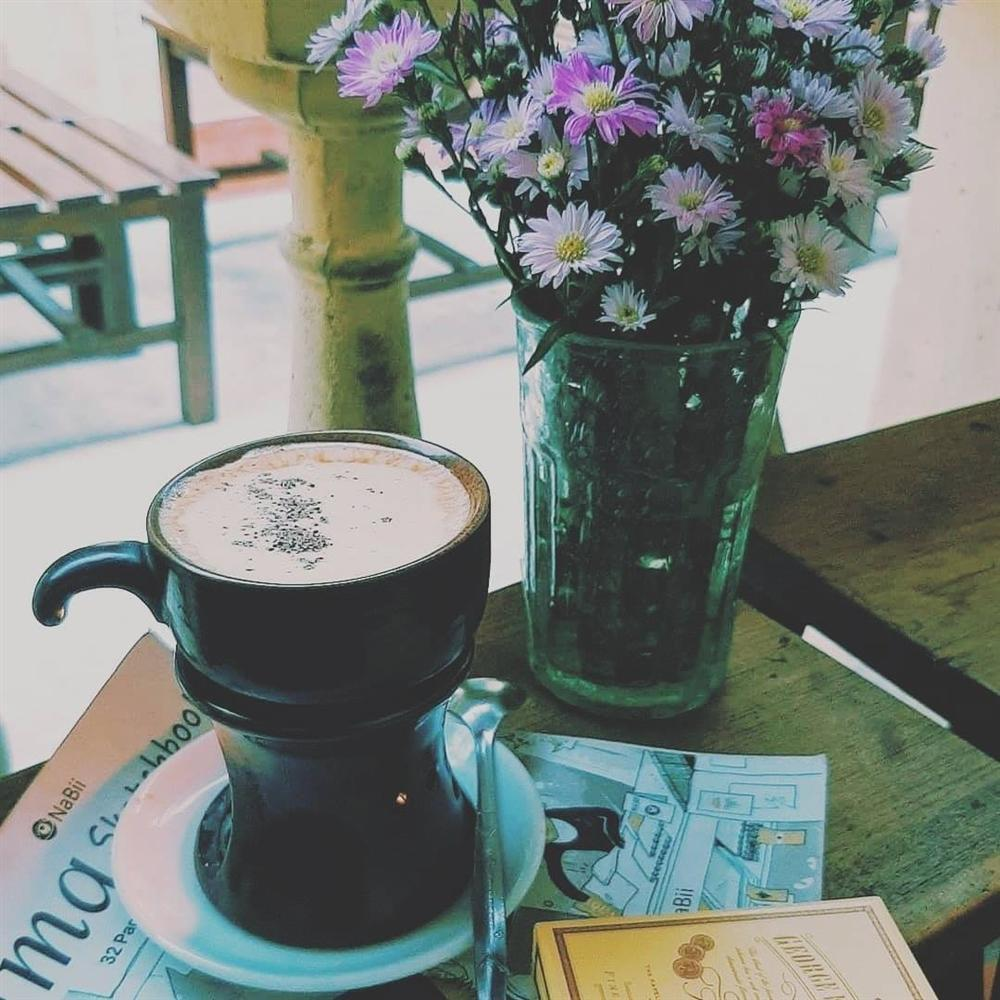 Không chỉ Hà Nội mới có cà phê trứng ngon, ở Sài Gòn cũng có thể nhâm nhi thức uống béo ngậy này-6