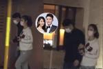 Bị đồn ly hôn, Lâm Tâm Như - Hoắc Kiến Hoa uống rượu giao bôi dằn mặt-6