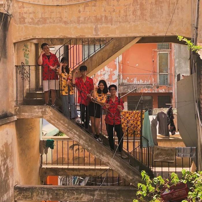 Loạt chung cư cũ ở Sài Gòn bỗng trở thành điểm check-in cực hot cho giới trẻ-1