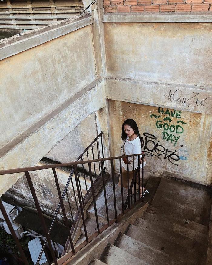 Loạt chung cư cũ ở Sài Gòn bỗng trở thành điểm check-in cực hot cho giới trẻ-2