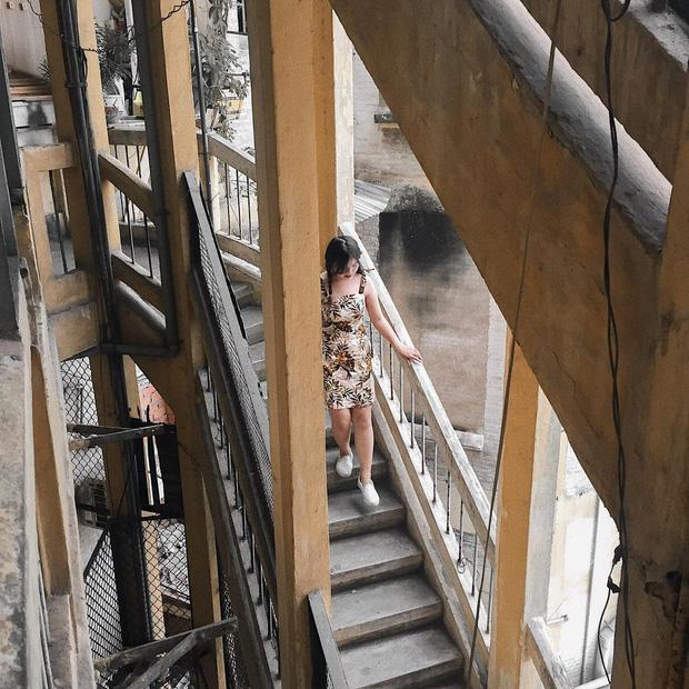 Loạt chung cư cũ ở Sài Gòn bỗng trở thành điểm check-in cực hot cho giới trẻ-5