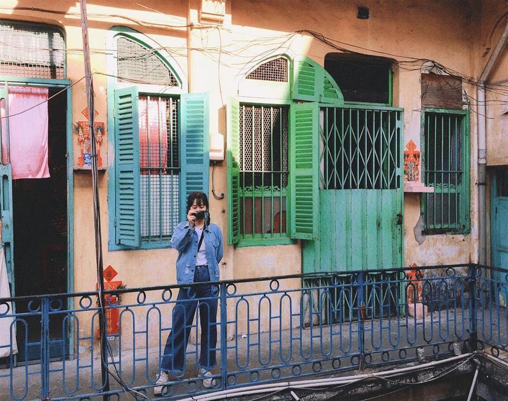 Loạt chung cư cũ ở Sài Gòn bỗng trở thành điểm check-in cực hot cho giới trẻ-7