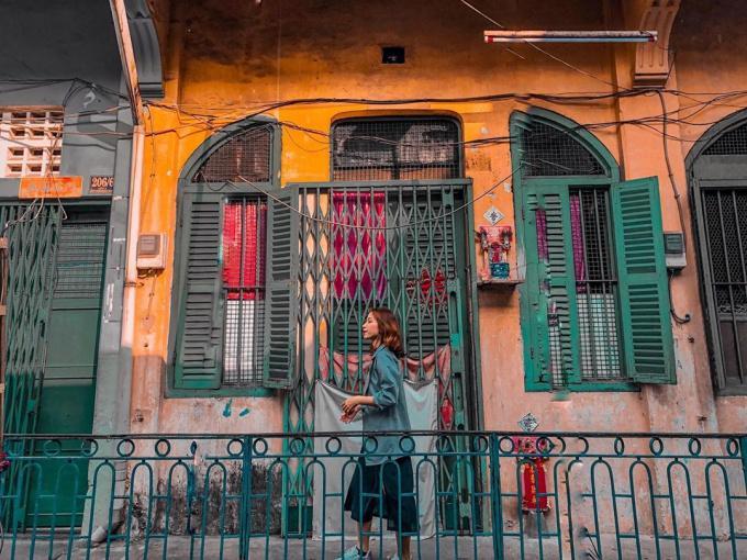 Loạt chung cư cũ ở Sài Gòn bỗng trở thành điểm check-in cực hot cho giới trẻ-8