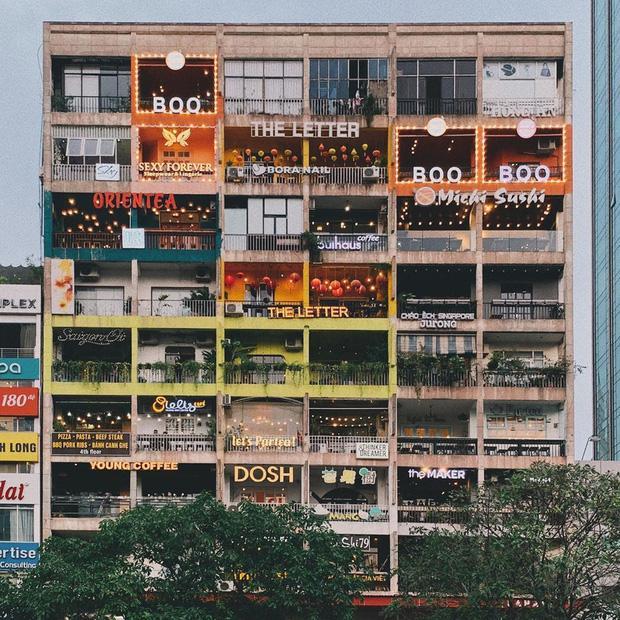 Loạt chung cư cũ ở Sài Gòn bỗng trở thành điểm check-in cực hot cho giới trẻ-10