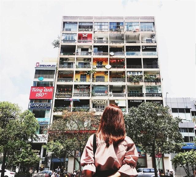Loạt chung cư cũ ở Sài Gòn bỗng trở thành điểm check-in cực hot cho giới trẻ-11