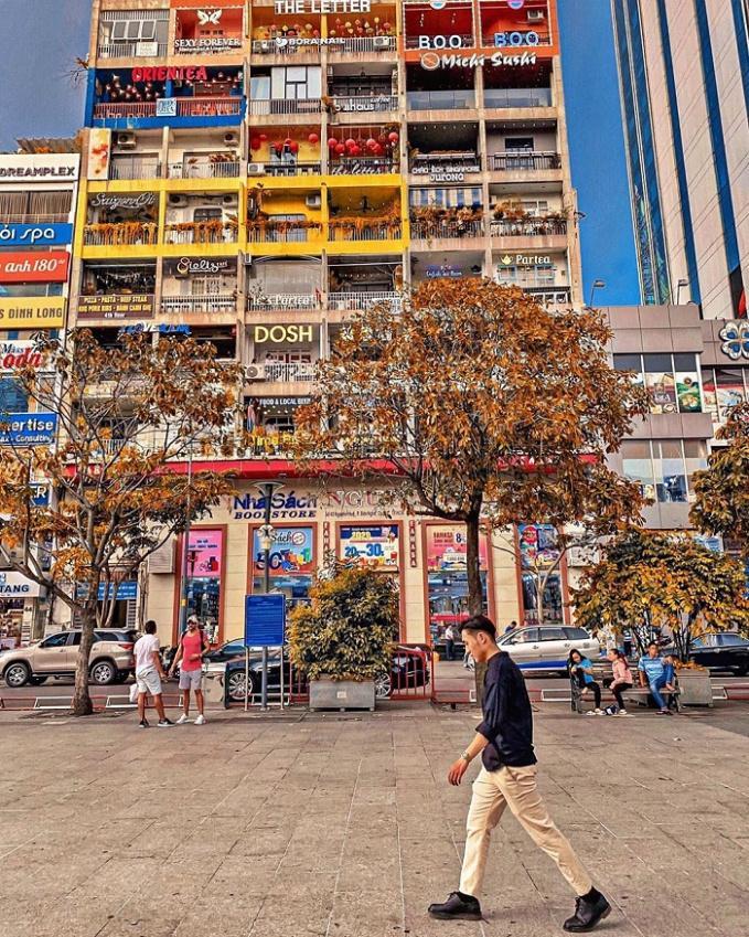Loạt chung cư cũ ở Sài Gòn bỗng trở thành điểm check-in cực hot cho giới trẻ-12