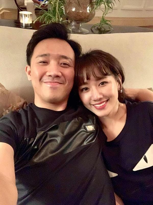 Nguyễn Hồng Thuận bị ném đá vì bình luận kém duyên dưới ảnh Trấn Thành hôn Hari Won-4