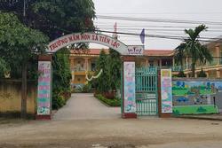 Thanh Hóa: Cháu bé 3 tuổi bị bỏ quên trong nhà vệ sinh của trường đến 7h tối