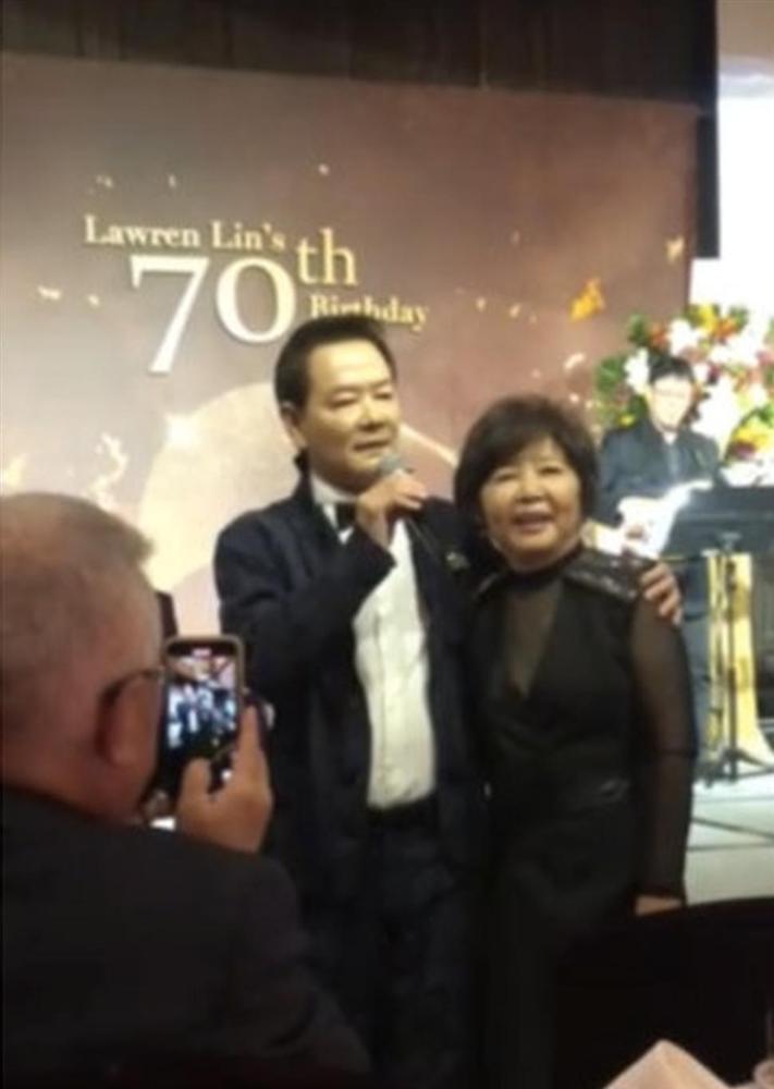 Bị đồn ly hôn, Lâm Tâm Như - Hoắc Kiến Hoa uống rượu giao bôi dằn mặt-5