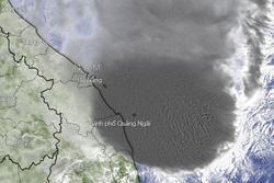 Bão số 10 áp sát vùng biển Quảng Ngãi - Phú Yên