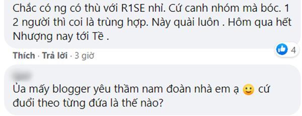 Thêm thành viên R1SE dính tin yêu đương, netizens ngán ngẩm đang quay show à?-9
