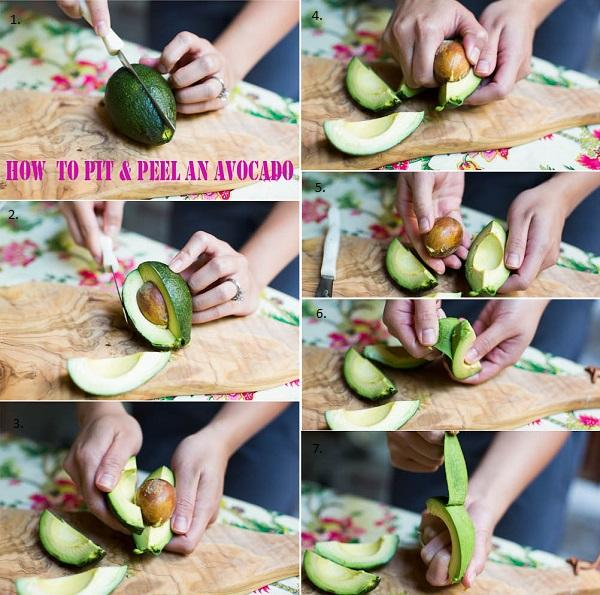 Mẹo bóc vỏ và cắt rau củ, trái cây thần tốc chị em nào cũng nên biết-4