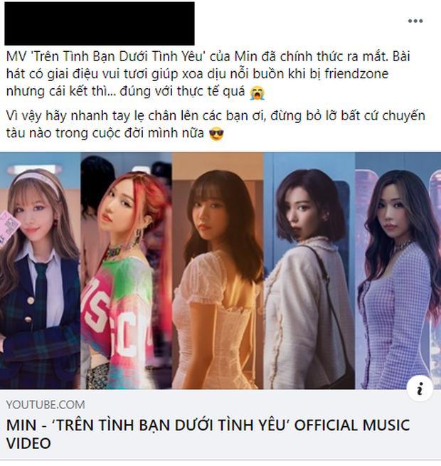 Min comeback: Người khen hết lời, kẻ bảo giống BLACKPINK, còn suy diễn MV 16+?-2