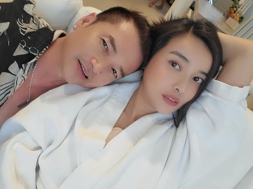 Hậu ly hôn, Quang Minh vướng tin đồn phim giả tình thật với Cao Thái Hà-2