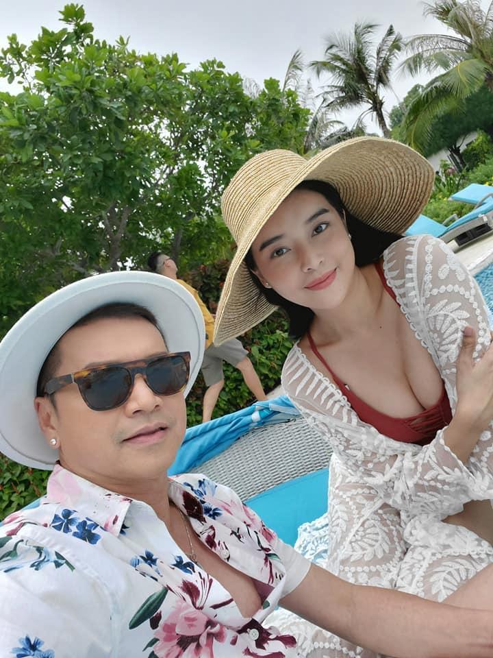Hậu ly hôn, Quang Minh vướng tin đồn phim giả tình thật với Cao Thái Hà-4