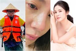 Trang Trần, Việt Trinh công khai bênh vực Thủy Tiên giữa ồn ào từ thiện